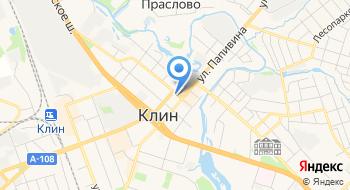 Управления по наркоконтролю Омвд России по Клинскому району на карте