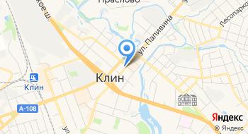 Клинский филиал МОКА на карте