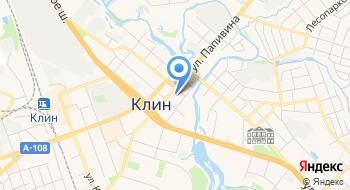 Элегант МУП на карте