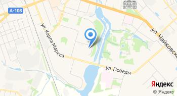 Жаркие-Туры.РФ на карте