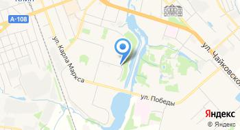 Автозапчасти KlinAutoParts на карте