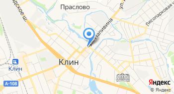 Отделение почтовой связи Клин 141601 на карте