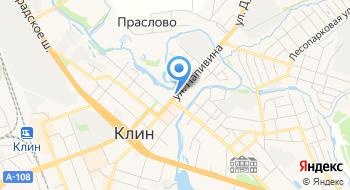 Филиал РГСУ в г. Клину на карте
