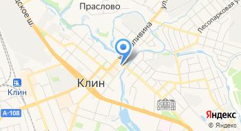 Филиал ФГКУ УВО ГУ МВД России по Московской области - ОВО по Клинскому району на карте
