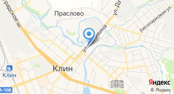 Ресторан Клевер на карте