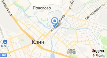 Гигалинк на карте