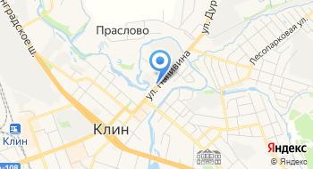 ЛамДор, склад на карте