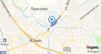 СПА-отель Клевер на карте