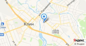 Детско-Юношеская Спортивная школа г. Клин на карте