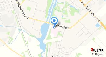 Управление координации деятельности медицинских и фармацевтических организаций № 7 Министерство здравоохранения Московской области на карте