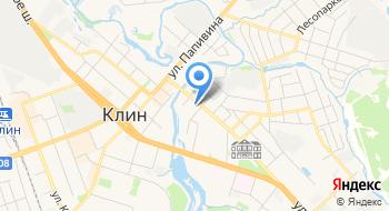 Комбинат Школьного Питания МУП г. Клин на карте