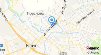 Клинский Хлебокомбинат Кондитерский цех на карте