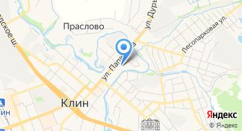 Церковь Успения на карте