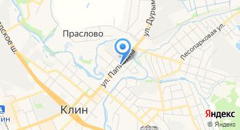 Клинский техникум на карте