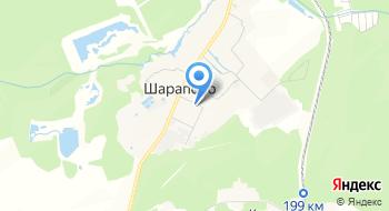 Предприятие Жилищно-Коммунального Хозяйства Шарапово на карте
