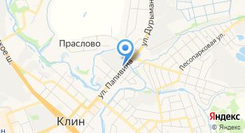 Химлаборприбор г. Клин на карте