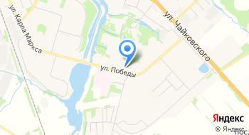 Торгово-Развлекательный центр Олимп г. Клин на карте