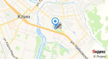 Концертно-выставочный комплекс музея-заповедника П. И. Чайковского на карте