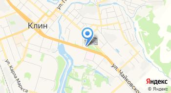 Государственный мемориальный музыкальный музей-заповедник П. И. Чайковского на карте