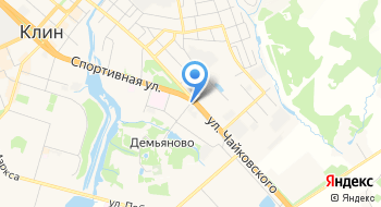 Klin stroytehnika на карте