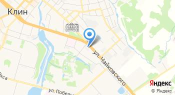 Клинский Противотуберкулезный Диспансер на карте