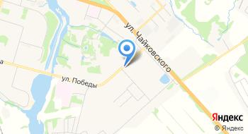 Нотариус Бондарева Л.В. на карте