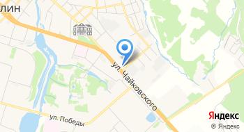 Салон паркимахерская на карте