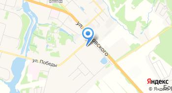 Хозяйственный магазин Моснаса на карте
