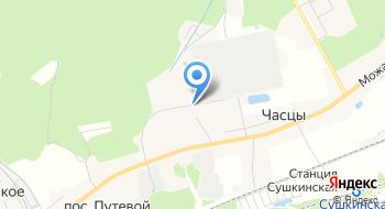 КСК Галоп на карте