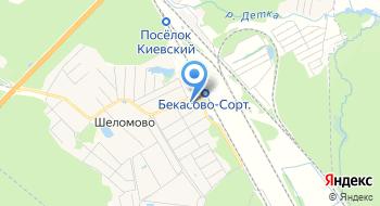 ДвигМАН на карте