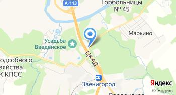 Учебно-Методический центр Министерства по Делам Гражданской Обороны и Чрезвычайным Ситуациям МО на карте