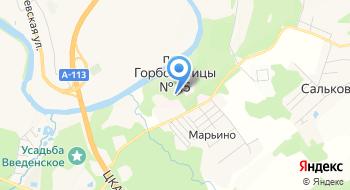 Товарищество Собственников Жилья Таганьково-4 на карте
