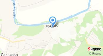 Кооператив Индивидуальных Застройщиков Изумрудный Лес на карте