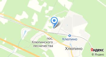 Детско-Юношеская Спортивная школа Арион на карте