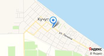 Интернет-портал Kuchugury.ru на карте