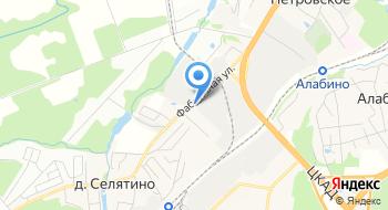 Интоп на карте