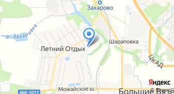 Пушкинская школа на карте