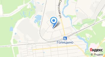 Александра Удача на карте