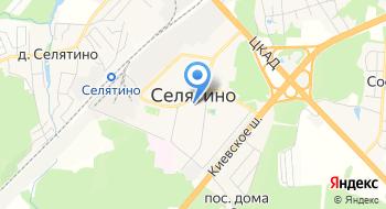 Районная больница №5 Патолого-анатомическое отд. пос. Селятино на карте