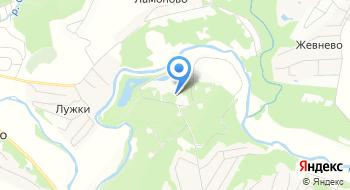 Лужки.клуб на карте