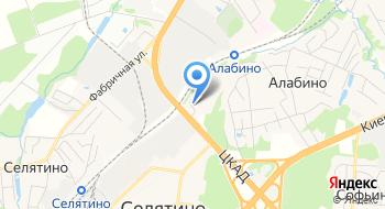 Комтрансюг на карте