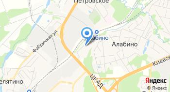 Центр аварийно-спасательных подводно-технических работ Эпрон на карте