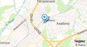 Бизнес-инкубатор Start-Up Дмитровской межрайонной торгово-промышленной палаты на карте