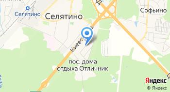 Электро Экспресс на карте