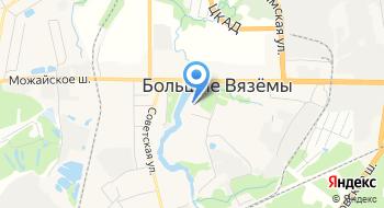 Большевязёмская детская школа искусств на карте