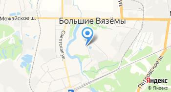 Российская Международная академия Туризма филиал Западно-Подмосковный институт туризма на карте