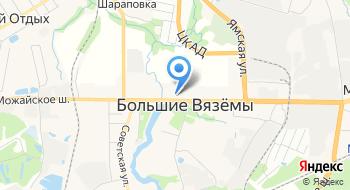 ФБУ 945 ГЦКГНК Министерства обороны РФ на карте