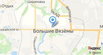 Кафе-клуб Винтаж на карте