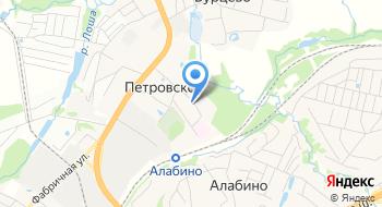 МБУК Дом культуры Петровское на карте