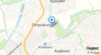 Пневмогидромашины на карте